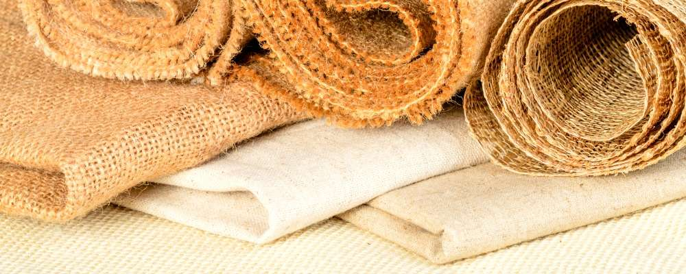 what is linen made of